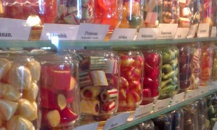 Karameller från Sømods bolcher