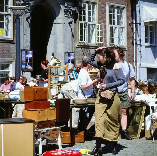 Loppis fotograf Cees van Roeden