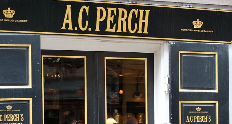 A.C. Perch's Thehandel