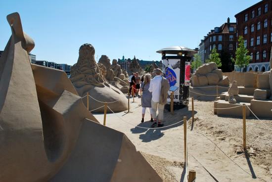KBH sandskupltur festival