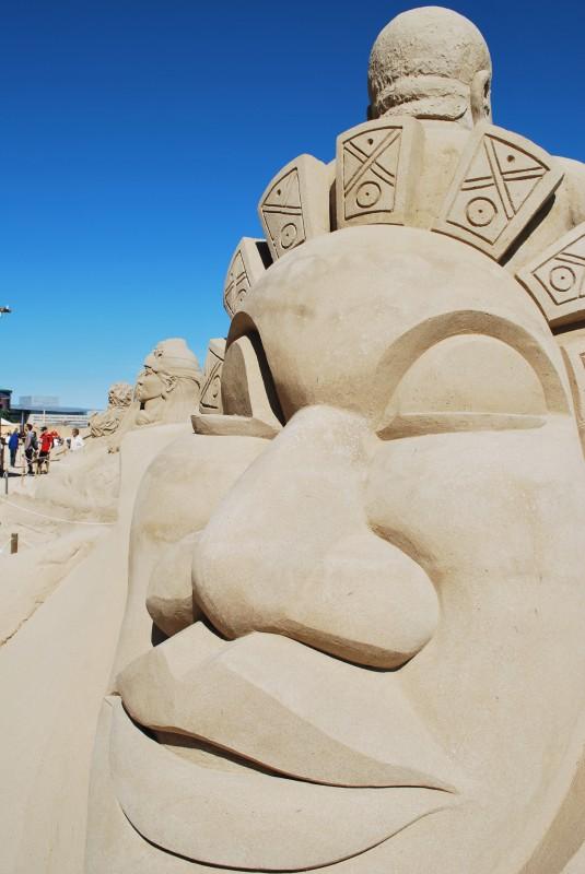 KBH sandskulptur festival 2013