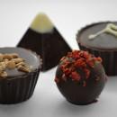 Choklad affärer i Köpenhamn