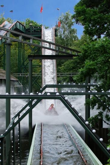 vattenrutschbana