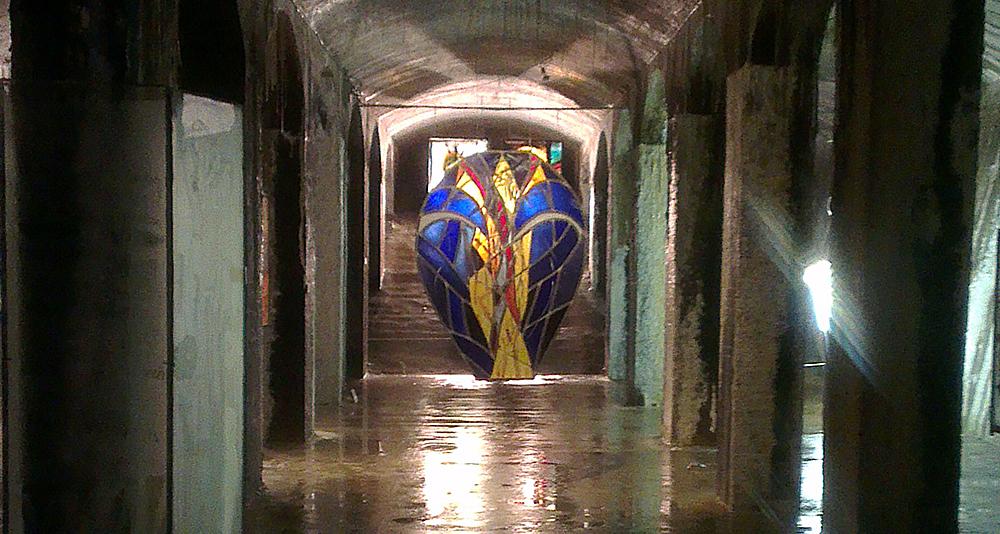 Cisternerna, konst och underjordisk upplevelse