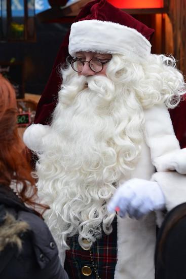 Julmarknad i Köpenhamn