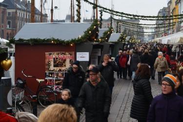 Jul i Nyhavn