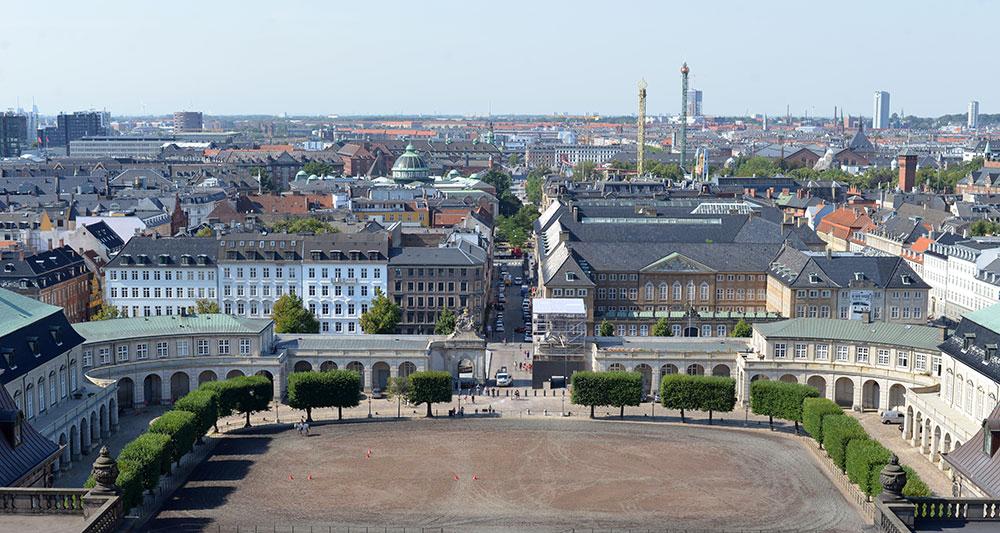 Tornet på Christiansborg