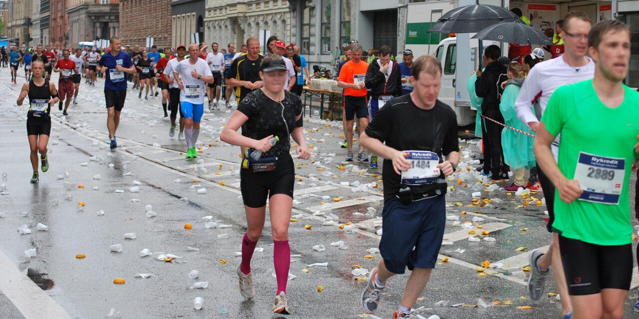 Copenhagen Marathon och andra lopp – kalender 2021